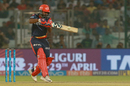 Rahul Tewatia middles a pull, Delhi Daredevils v Kings XI Punjab, IPL 2018, Delhi, April 23, 2018