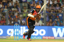Shakib Al Hasan steers one onto the leg side, Mumbai Indians v Sunrisers Hyderabad, IPL, April 24, 2018