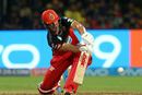 AB de Villiers gets down to scoop over short fine leg, Royal Challengers Bangalore v Chennai Super Kings, IPL, April 25, 2018