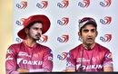 Gautam Gambhir, together with Shreyas Iyer, addresses the media, Delhi, April 25, 2018