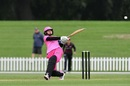 Bernadine Bezuidenhout swats one into the leg side, Canterbury Magicians v Northern Spirit, Christchurch, , November 24, 2017
