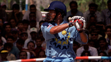 Between 1994 and 2003, Sachin Tendulkar made 11,006 ODI runs at 48.5 while other batsmen in those matches averaged 31.4