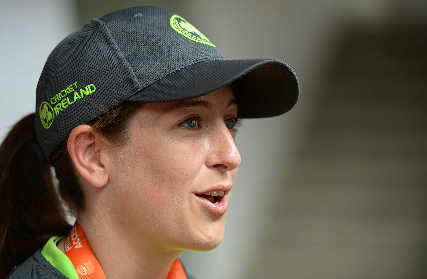 Isobel Joyce, the 17-year-old Player of the Match on Test debut, went on to captain Ireland in the limited-overs formats