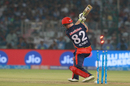 A Shivam Mavi special castled Colin Munro, Delhi Daredevils v Kolkata Knight Riders, IPL 2018, Delhi, April 27, 2018