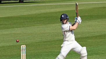 Sean Dickson bats for Kent