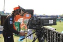 Deepak Hooda turns cameraman, Rajasthan Royals v Sunrisers Hyderabad, IPL 2018, Jaipur, April 29, 2018