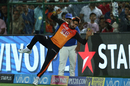 Manish Pandey made a stunning save at the boundary, Rajasthan Royals v Sunrisers Hyderabad, IPL 2018, Jaipur, April 29, 2018