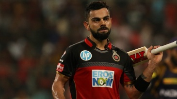 Surrey are about to discover the secrets of Virat Kohli's warm-up routine