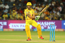 Faf du Plessis unleashed a flurry of unorthodox strokes, Chennai Super Kings v Delhi Daredevils, IPL  2018, Pune, April 30, 2018