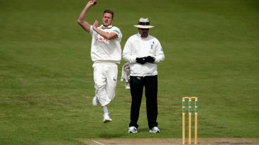 Jake Ball was too hot for Worcestershire