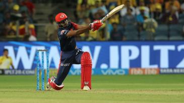 Vijay Shankar struck a slew of lusty blows