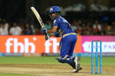 JP Duminy takes off for a run, Royal Challengers Bangalore v Mumbai Indians, IPL 2018, May 1, 2018
