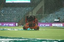 Rain delayed the start of play in Delhi, Delhi Daredevils v Rajasthan Royals, IPL 2018, Delhi, May 2, 2018