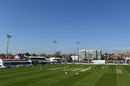 Hove cricket ground, Sussex v Middlesex, May 4, 2018