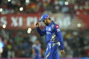 Rohit Sharma rues a missed opportunity, Kings XI Punjab v Mumbai Indians, IPL 2018, Indore, May 4, 2018