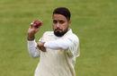 Faheem Ashraf bowls against Northants, Northants v Pakistan tourists, Wantage Road, May 4, 2018