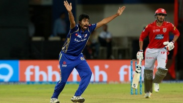 Jasprit Bumrah appeals