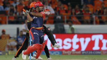 Rishabh Pant struggled for fluency