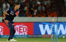 Trent Boult tries to effect a run-out, Sunrisers Hyderabad v Delhi Daredevils, IPL 2018, Hyderabad, May 5, 2018