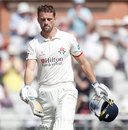 A memorable day for Dane Vilas, Lancashire v Somerset, Specsavers Championship, Division One, Old Trafford, May 6, 2018