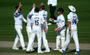 Danny Briggs was among the wickets, Sussex v Middlesex, Specsavers Championship, Division Two, Hove, May 6, 2018