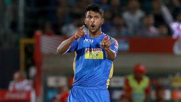 K Gowtham strikes a pose