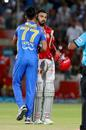 A dejected KL Rahul after Kings XI Punjab's loss, Rajasthan Royals v Kings XI Punjab, IPL 2018, Jaipur, May 8, 2018