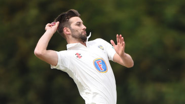 Mark Wood back in action for Durham