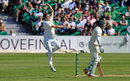 Tim Murtagh bowled Ireland's first ball in Test cricket, Ireland v Pakistan, Only Test, Malahide, 2nd day, May 12, 2018