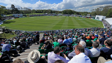 After yeas of hard work, Test cricket comes to Ireland