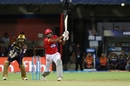 R Ashwin lofts one down the ground, Kings XI Punjab v Kolkata Knight Riders, IPL 2018, Indore, May 12, 2018
