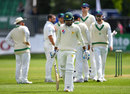 Faheem Ashraf couldn't quite convert into a century on Test debut, Ireland v Pakistan, Only Test, Malahide, 3rd day, May 13, 2018