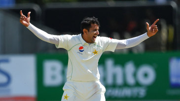 Mohammad Abbas made early inroads