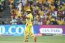 Ambati Rayudu soaks in another half century, Chennai Super Kings v Sunrisers Hyderabad, IPL 2018, Pune, May 13, 2018