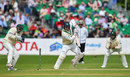 Gary Wilson defied the pain of a damaged elbow, Ireland v Pakistan, Only Test, Malahide, 3rd day, May 13, 2018