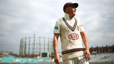 Sam Curran had a day to remember