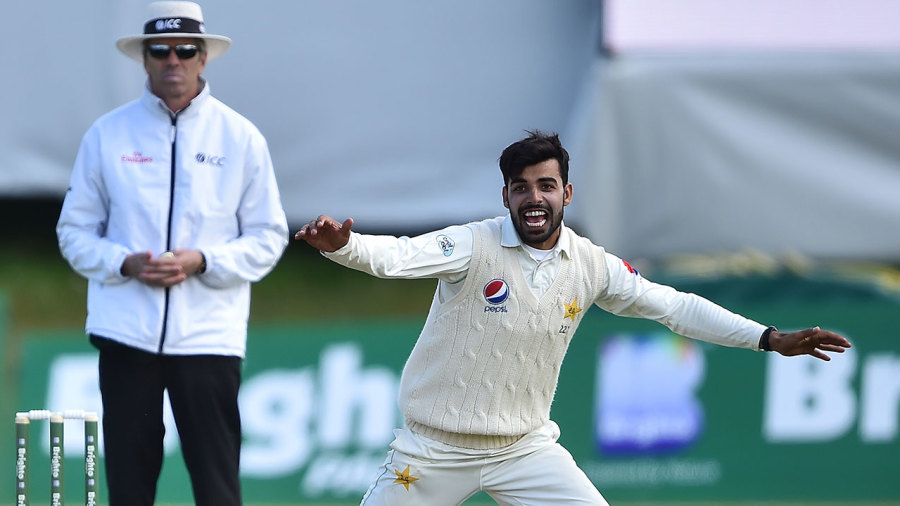 Practice match between Leicestershire and Pakistan ends in a tame draw