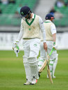 Andy Balbirnie bagged a pair, Ireland v Pakistan, Only Test, Malahide, 4th day, May 14, 2018