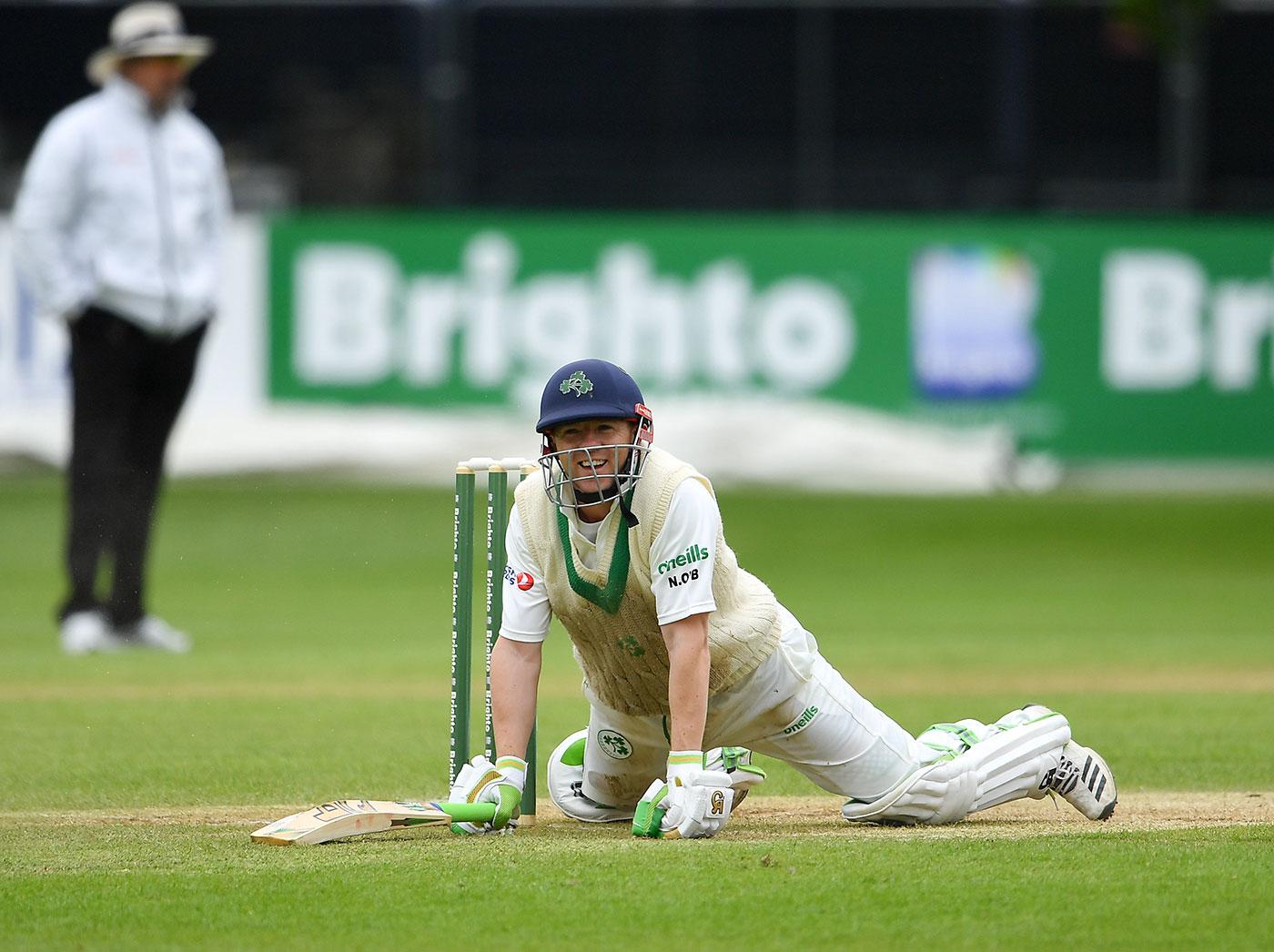 Niall O'Brien Retires From International Cricket 1