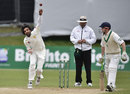 Rahat Ali toiled, Ireland v Pakistan, Only Test, Malahide, 4th day, May 14, 2018