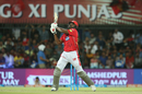 Chris Gayle skies one, Kings XI Punjab v Royal Challengers Bangalore, IPL 2018, Indore, May 14, 2018