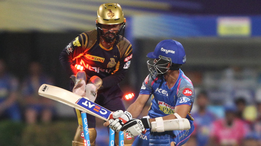Ajinkya Rahane's reverse-sweep cost him dearly