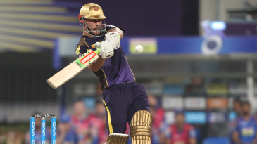 Chris Lynn shapes to pull one away