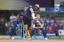 Sunil Narine scored four boundaries off the first four balls, Kolkata Knight Riders v Rajasthan Royals, IPL 2018, Kolkata,