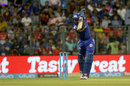 Suryakumar Yadav drives on the up, Mumbai Indians v Kings XI Punjab, IPL 2018, May 16, 2018, Mumbai