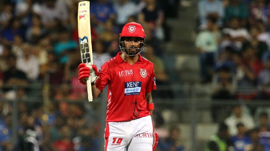 KL Rahul scored his sixth fifty in seven innings while chasing this season