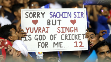 Yuvraj Singh: good enough to provoke blasphemy