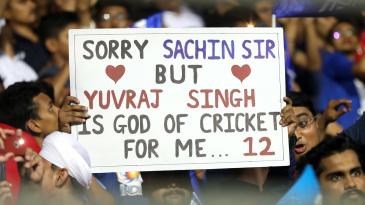 Yuvraj Singh > Sachin Tendulkar?