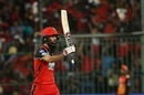 Moeen Ali brought up his maiden IPL half-century, Royal Challengers Bangalore v Sunrisers Hyderabad, IPL 2018, Bengaluru, May 17, 2018