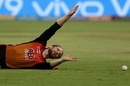 Kane Williamson rues a missed chance, Royal Challengers Bangalore v Sunrisers Hyderabad, IPL 2018, Bengaluru, May 17, 2018